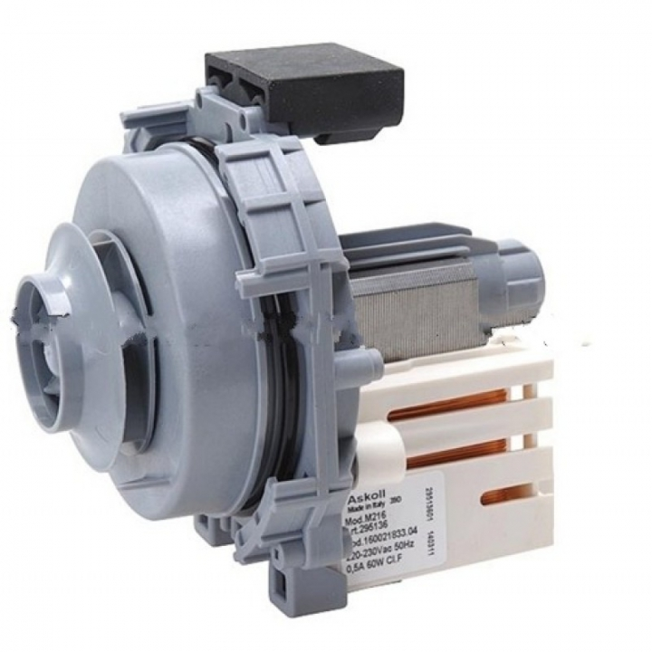 Насос ПММ Ariston Askoll 60W С00302796, 302796, 272798