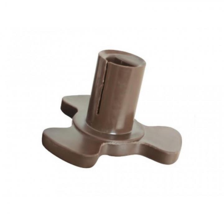 СВЧ коуплер универсальный H=21mm, T=4mm, D=34mm 21L