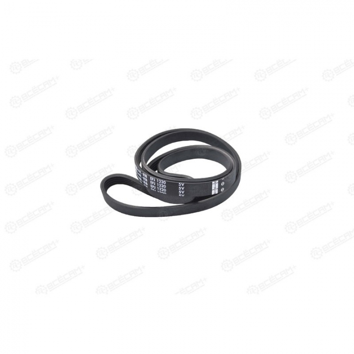 Ремень 1220 J5 «OPTIBELT» черный для стиральной машины