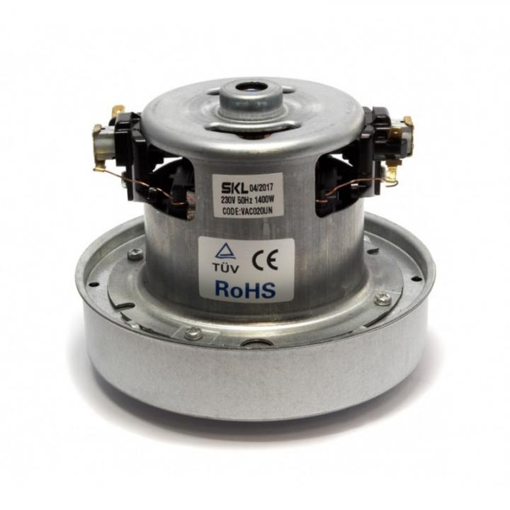 Электродвигатель на пылесос 1400W 114mm, D137mm PS1400 VAC020UN