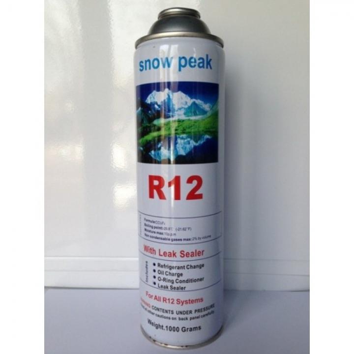 Фреон R-12 - 1кг