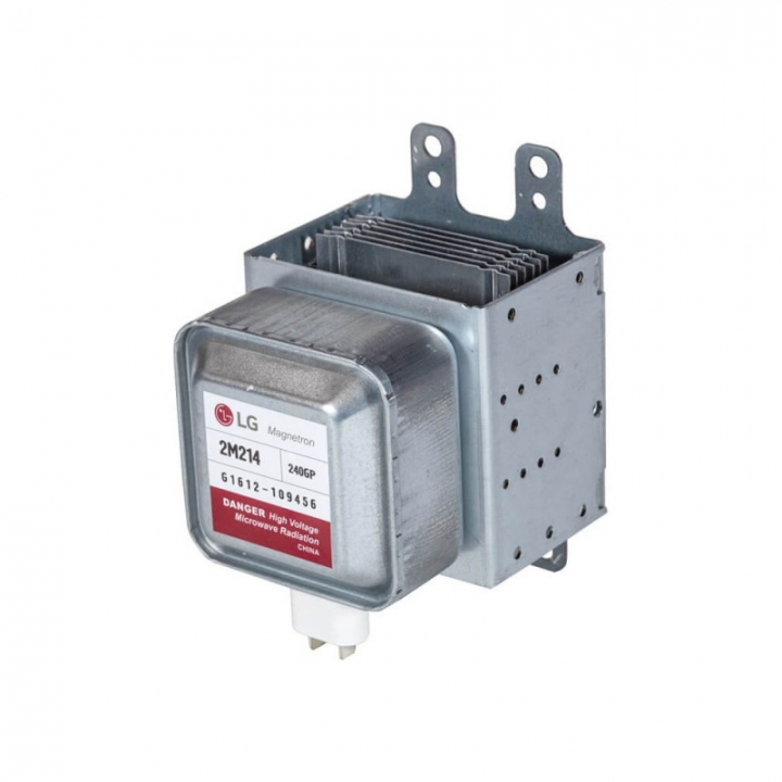 СВЧ Магнетрон 2M214-240GP (2М214-21) 6324W1A003D LG 6пл. парал. 950W