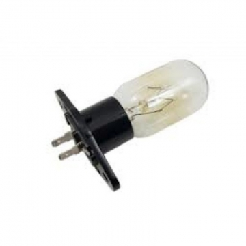 СВЧ Лампочка 25W контакты прямые