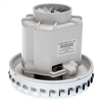 Электродвигатель на пылесос THOMAS 1500W 100368 (54AS016) D=135 H=128mm HX-80L (Китай)