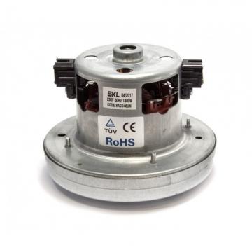 Электродвигатель на пылесос 1400W LG H=106mm, D135mm (VCM-04) YDC06 низкая юбка