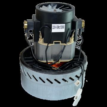 Электродвигатель на пылесос 1200w (моющий) Н145h49Ф144